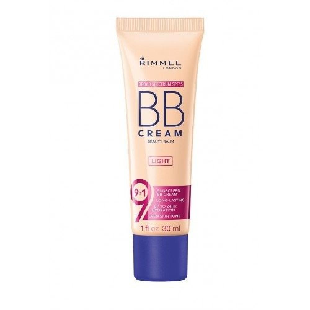 Rimmel BB Cream Light 30ml خبير العطور