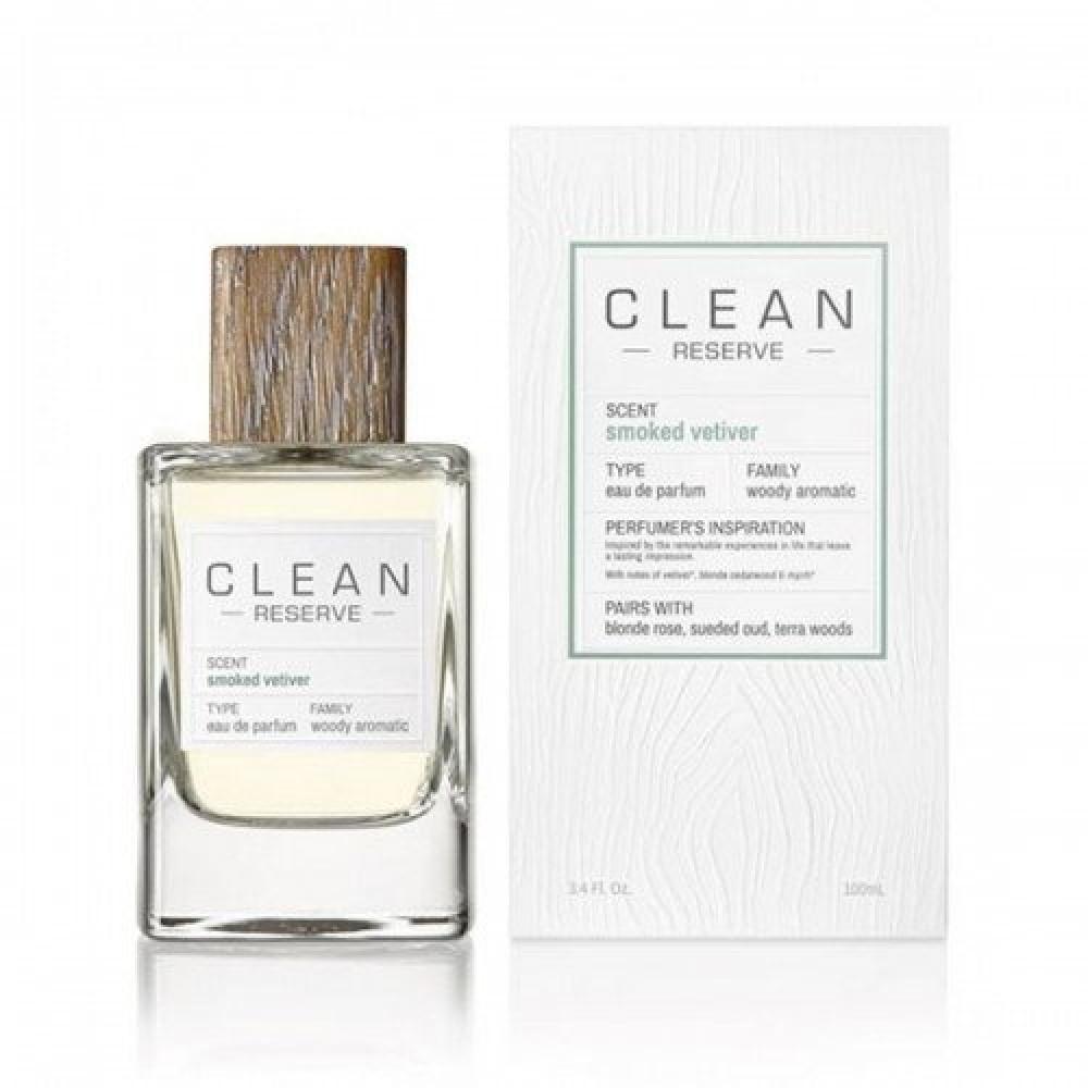 Clean Reserve Smoked Vetiver Eau de Parfum 100ml متجر خبير العطور