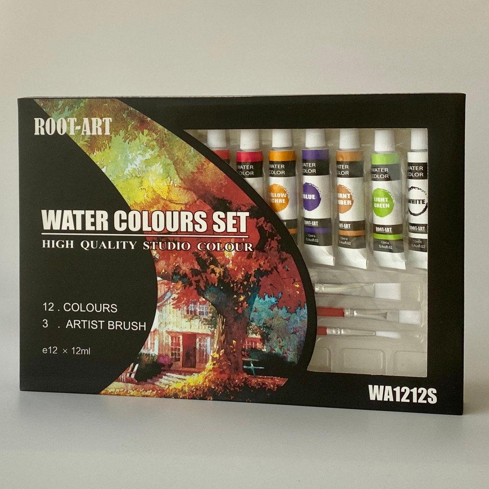 Root-Art watercolour set