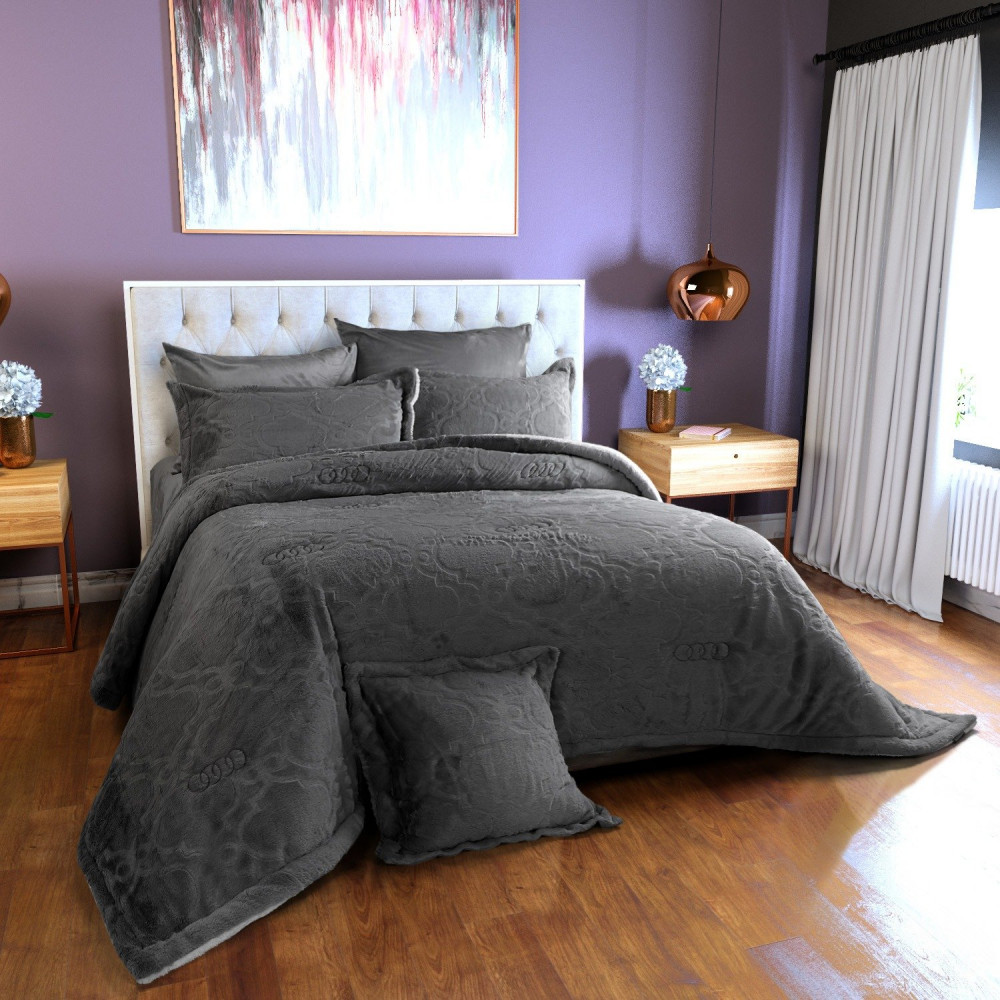 افضل انواع المفارش لغرف النوم - متجر مفارش ميلين