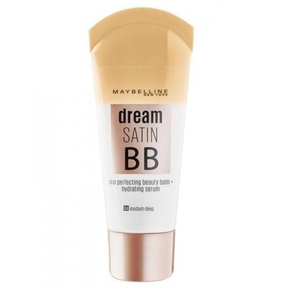 Maybelline BB Dream Satin No 04 Medium Deep 30ml خبير العطور