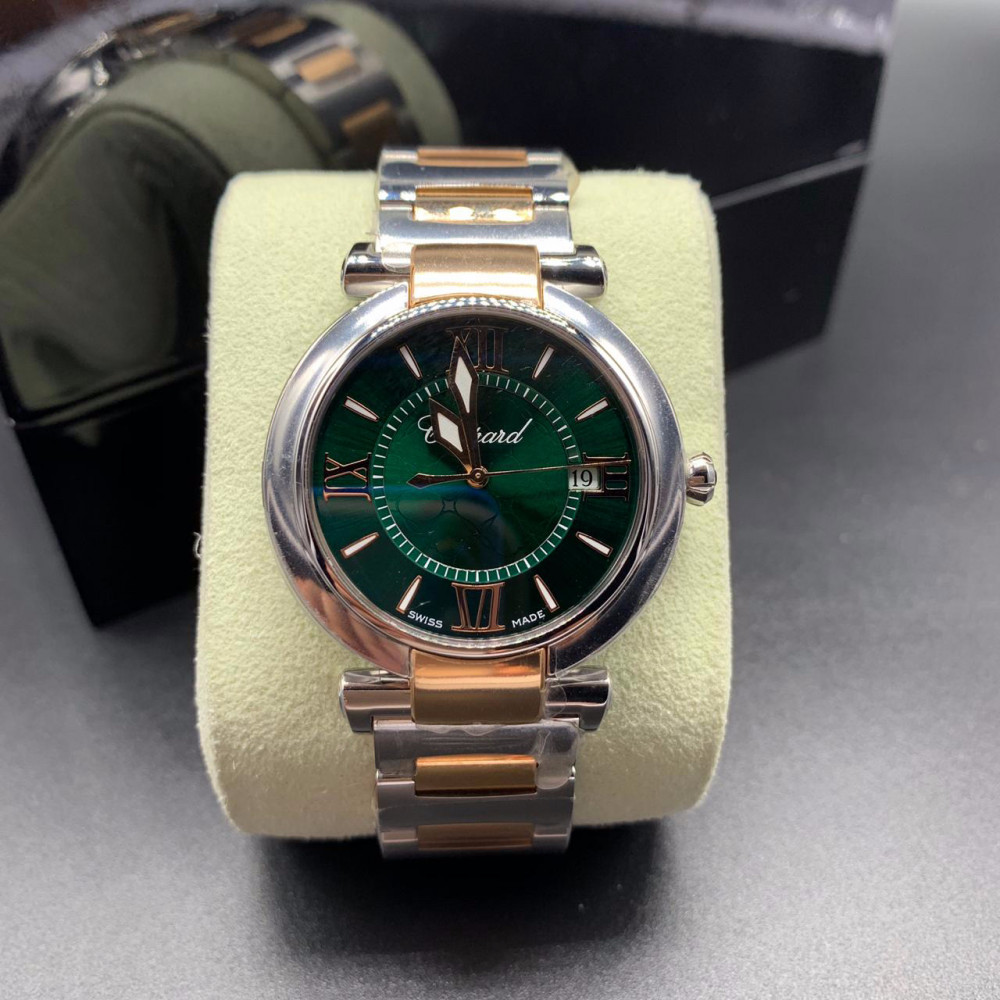 ساعة شوبارد امبيرال الأصلية الفاخرة جديدة