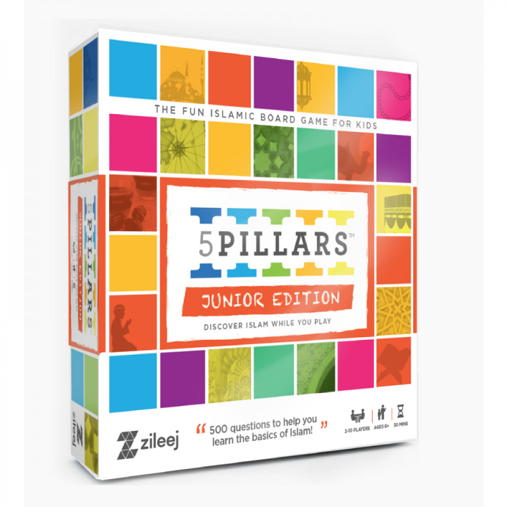 لعبة الأركان الخمسة للمعلومات للمبتدأين, 5 PILLARS, Game