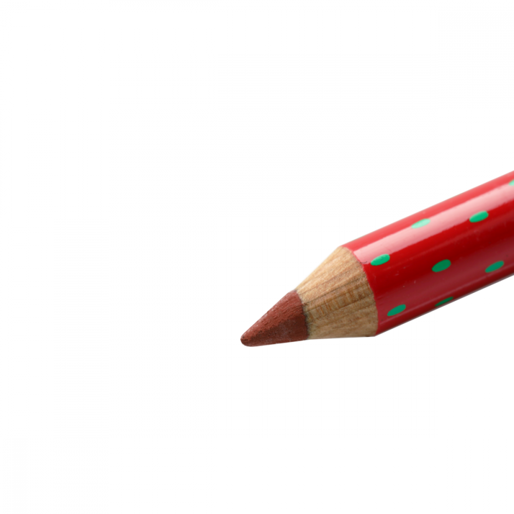 Strawberry  Lip Liner Pencil No-21