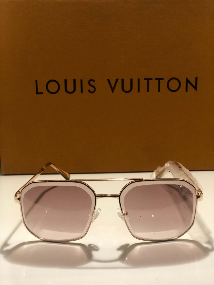 نظارة شمسية للجنسين بعدسة مربعة متدرجة
