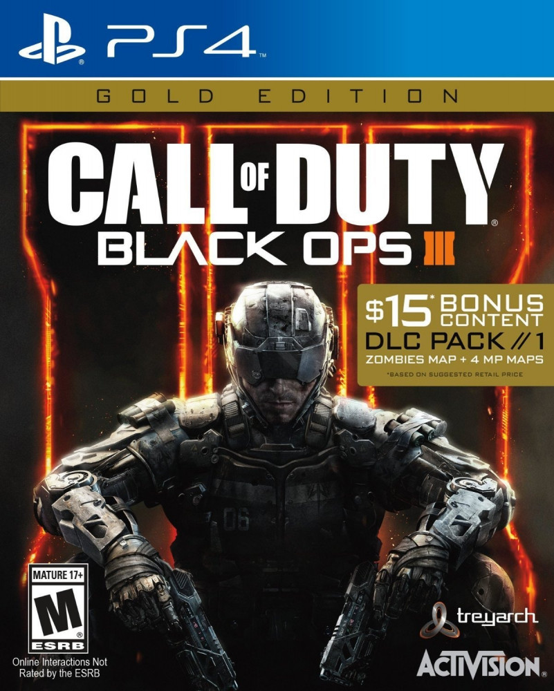 Call of Duty Black Ops 3-PS4