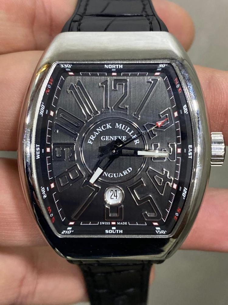 ساعة فرانك مولر الأصلية الفاخرة جديدة تماما