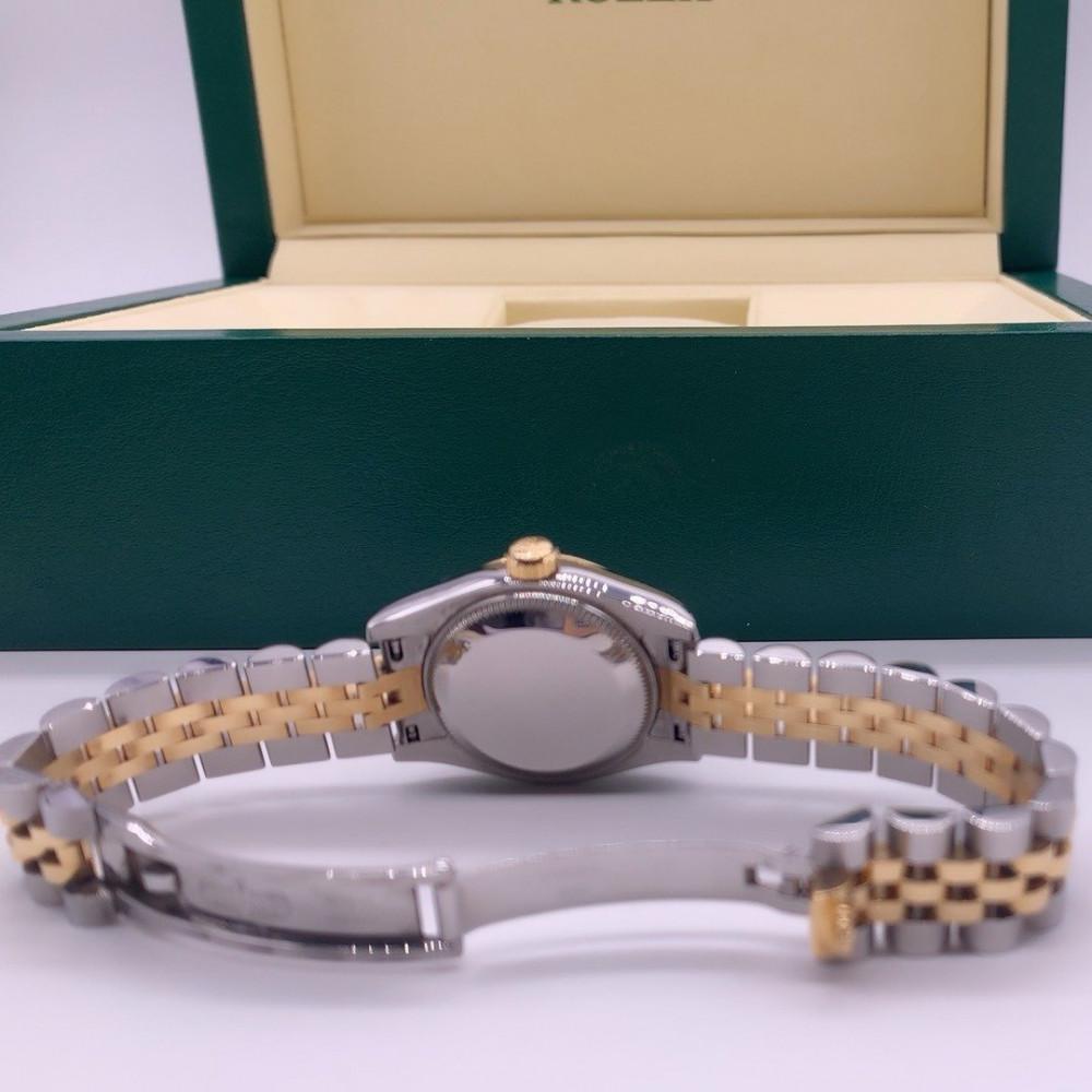 ساعة رولكس ديت جست الأصلية الفاخرة مستعملة 179173