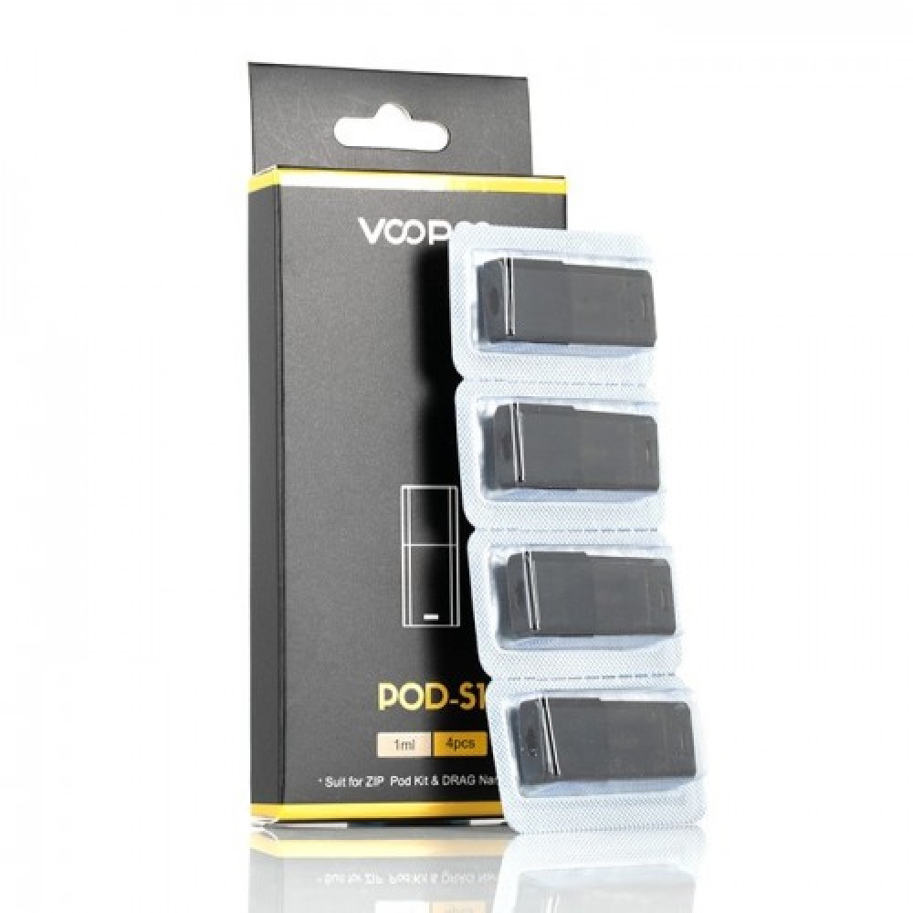 VOOPOO DRAG NANO REPLACEMENT PODS بودات فوفو دراق نانو