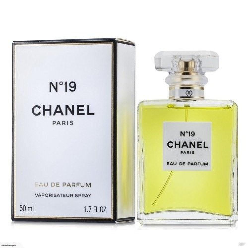Chanel No 19 Eau de Parfum 50ml خبير العطور