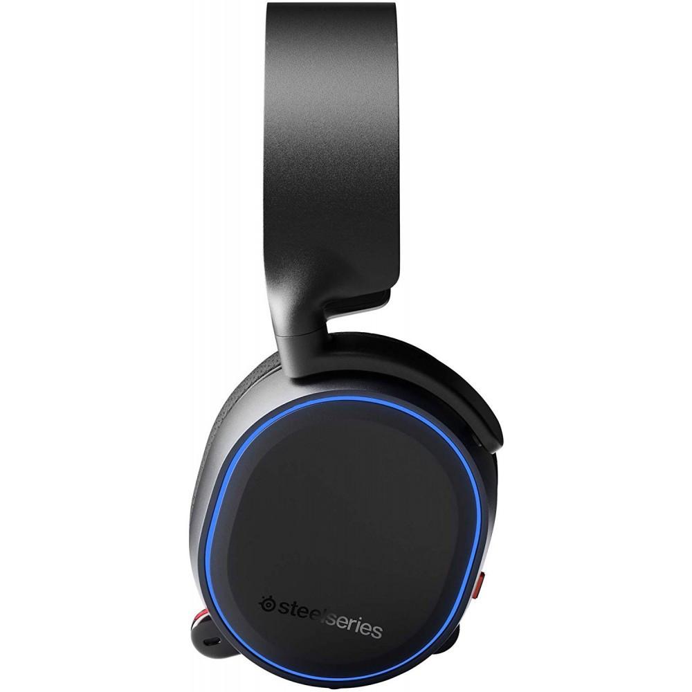 SteelSeries Arctis 5 - Wired Gaming Headset - Black