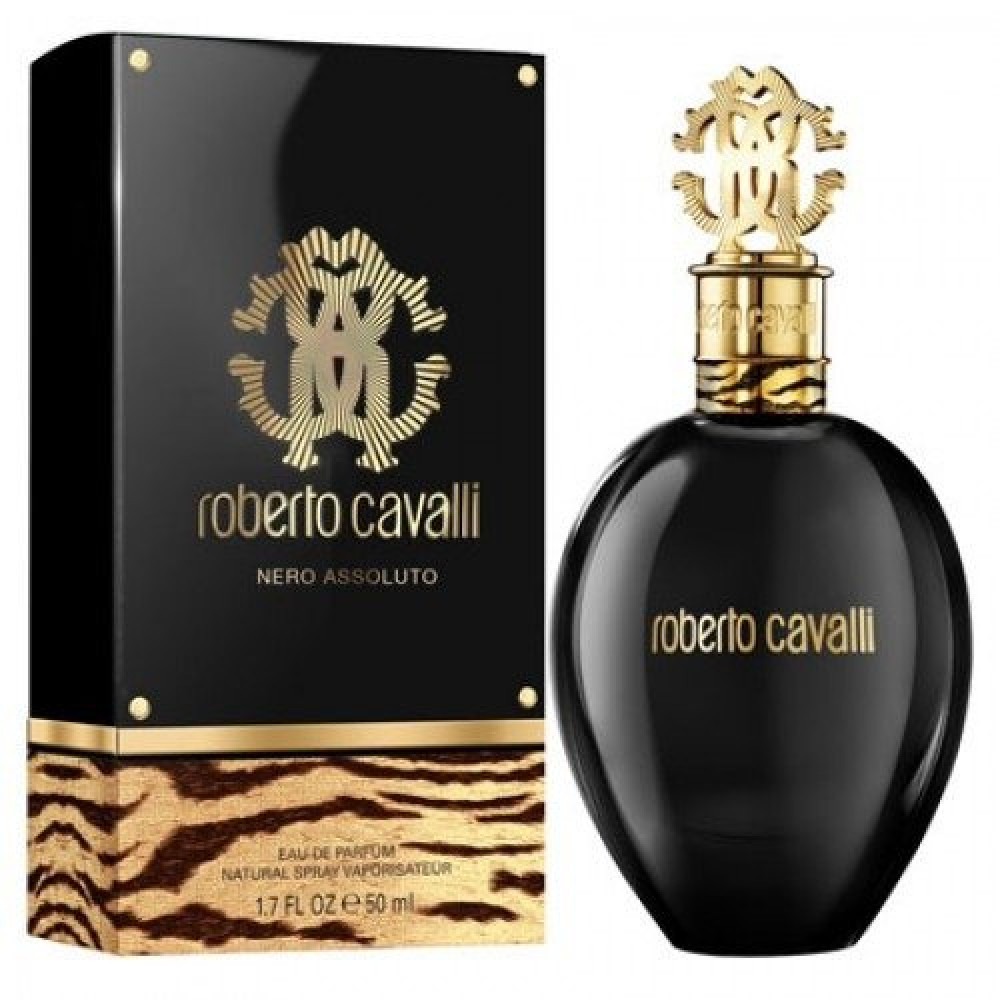 Roberto Cavalli Nero Assoluto Eau de Parfum 75ml متجر خبير العطور