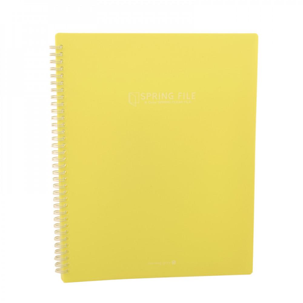 ملف جيوب أصفر , كلاس, قرطاسية, File, Stationery, Class