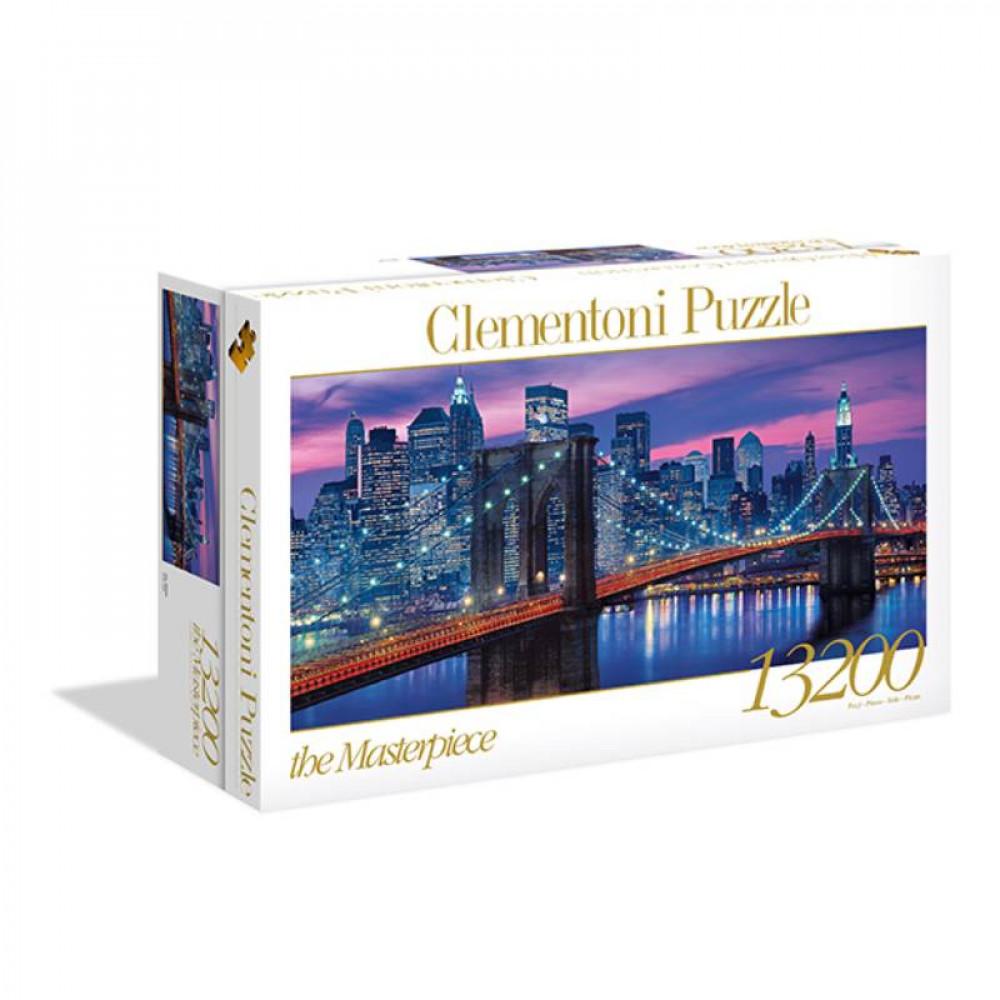 كليمنتوني, لغز مدينة نيويورك, Puzzle, Toys