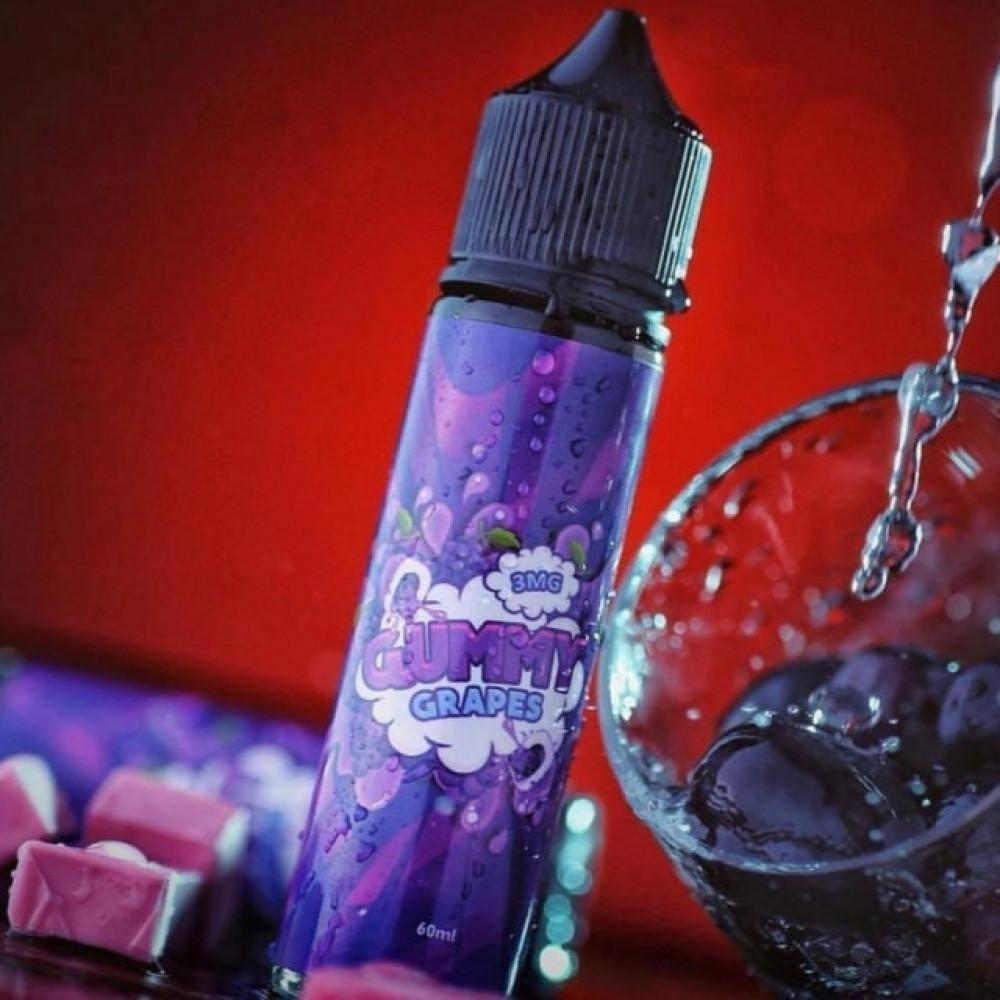 نكهة جامي عنب - Gummy Grapes - 60MLنكهة جامي عنب - Gummy Grapes - 60ML