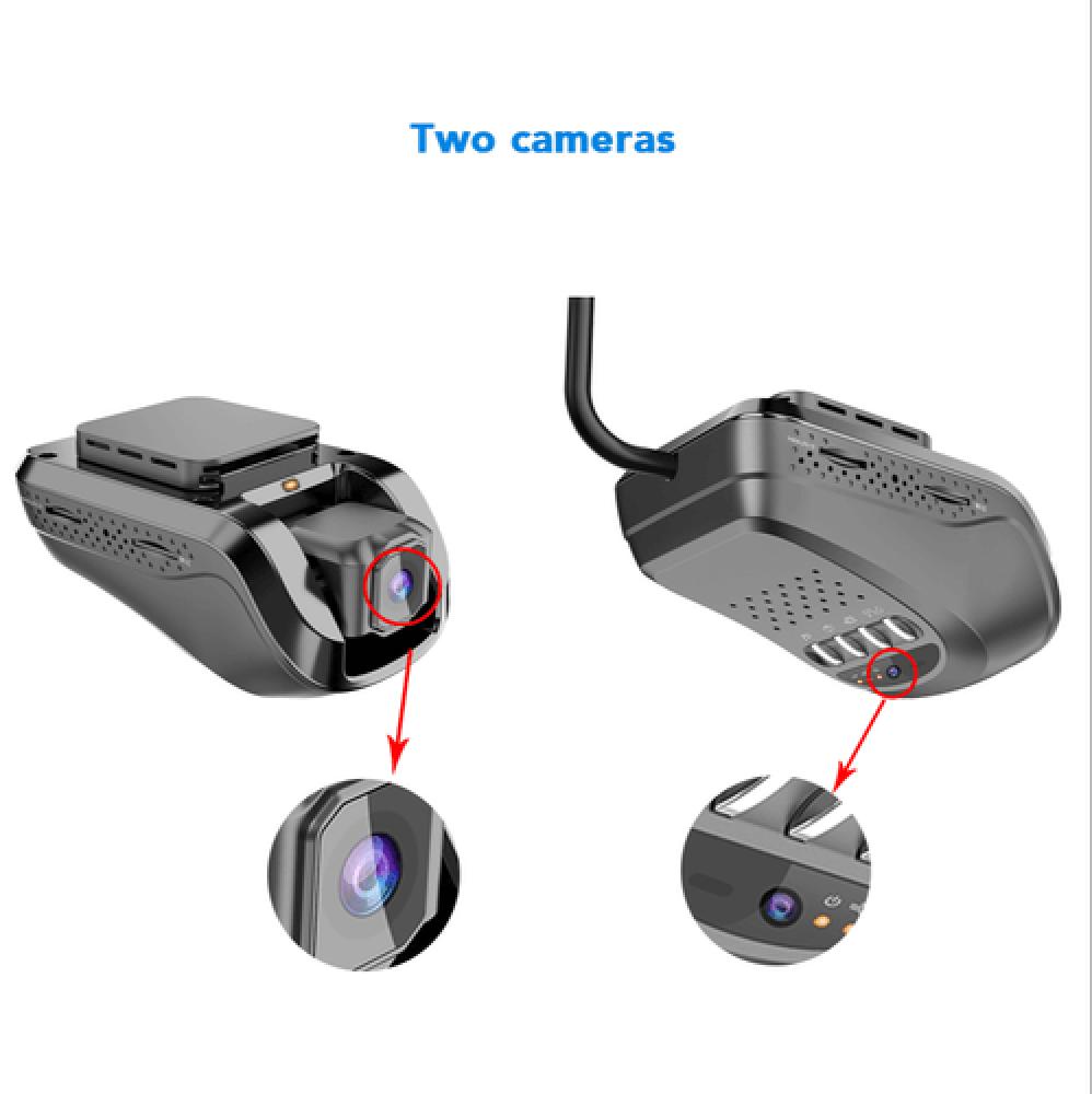 كاميرا  للسيارة تعمل على شريحة الجوال jc100