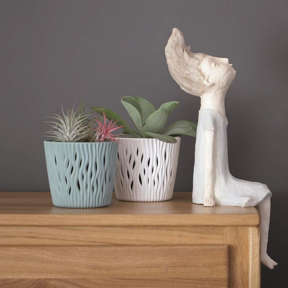 مركن بروسبربلاست للنباتات الداخلية 13 سم بتصميم اوروبي