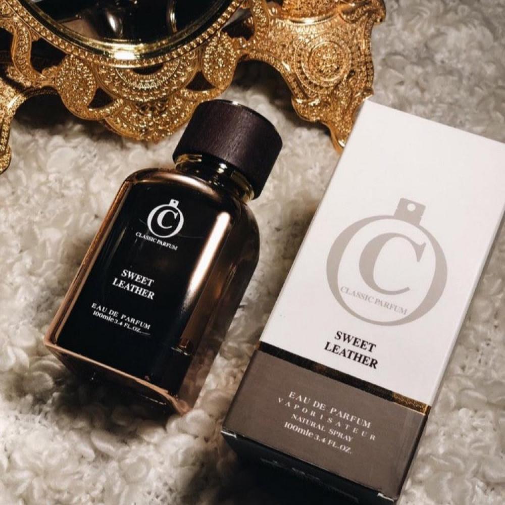 عطر كلاسيك سويت ليذر classic perfume sweet leather