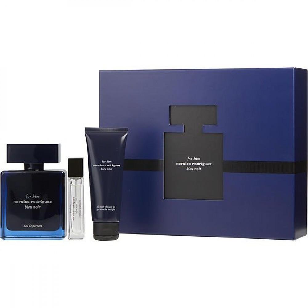 Narciso Rodriguez for Him Bleu Noir Parfum 100ml 3 Gift Set خبير العطو