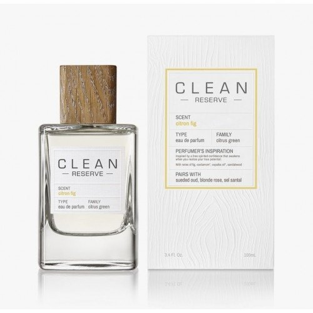 Clean Reserve Citron Fig Eau de Parfum 100ml خبير العطور