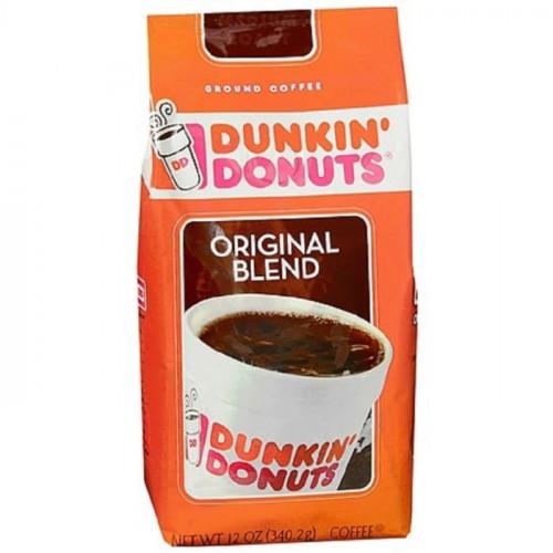دانكن دونتس قهوة معتدلة محمصة و مطحونة متجر شوقر