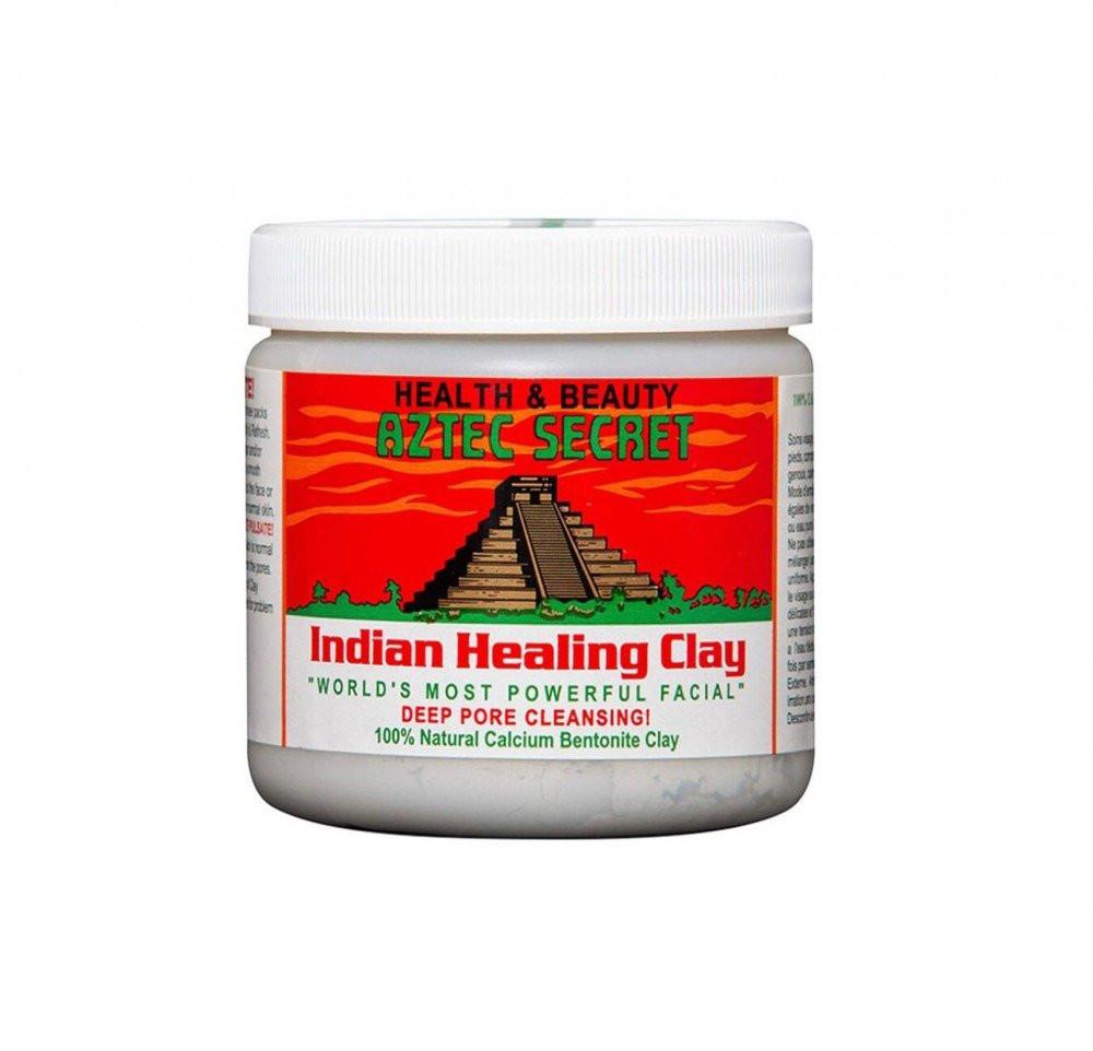 قناع الطين الهندي المنظف 454 جرام