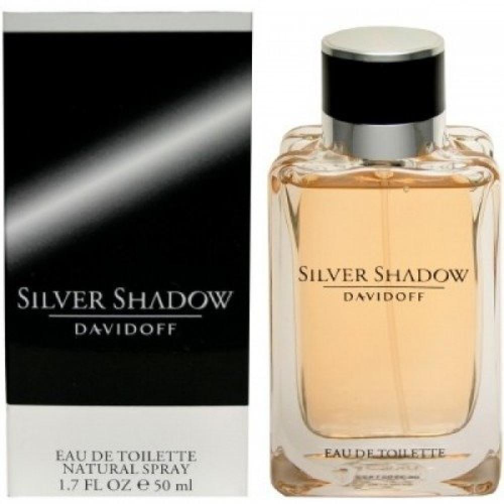 Davidoff Silver Shadow Eau de Toilette 100ml خبير العطور