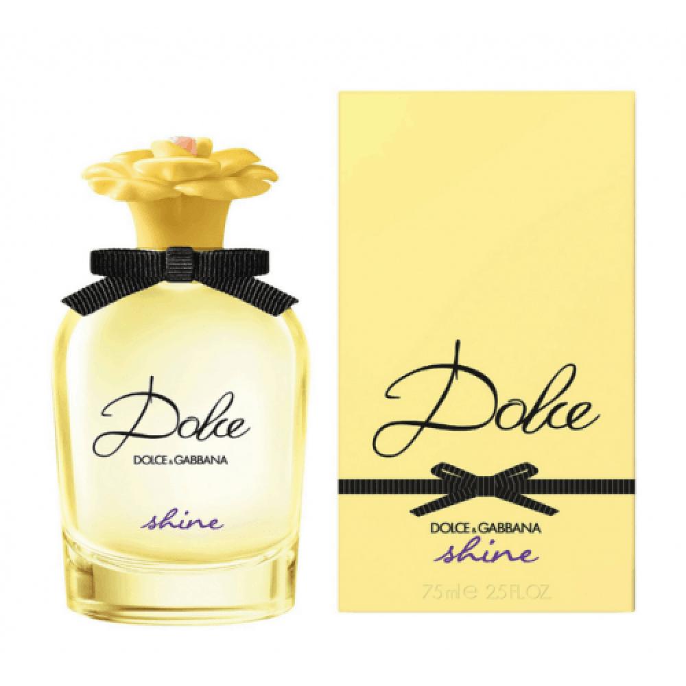 Dolce Gabbana Dolce Shine Eau de Parfum 75ml خبير العطور