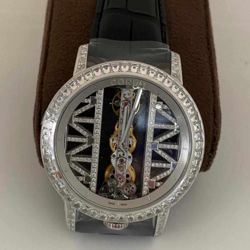 ساعة كورم قولدن بردج راوند الأصلية