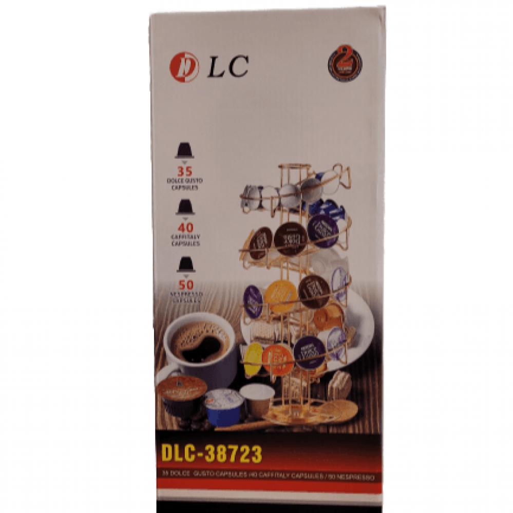 منظم كبسولات القهوة - حامل كبسولات القهوة - نبسريسو دولتشي قوستو و كاف