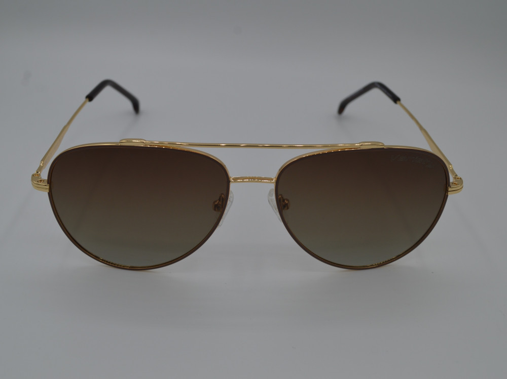 فاريتي variety نظارات شمسية رجالي - نسائي لون العدسة بني مدرج c4