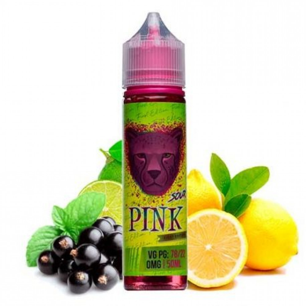 نكهة بينك بانثر سور - Pink panther Sour - 60ML