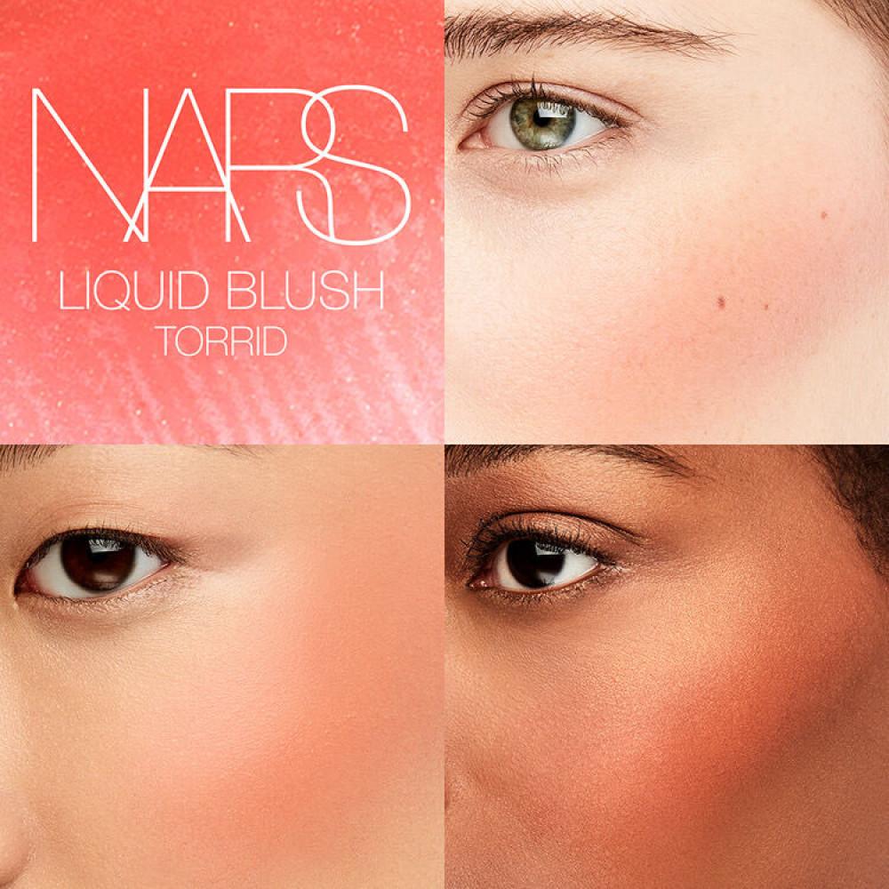 بلاشر نارس الكريمي nars liquid blush