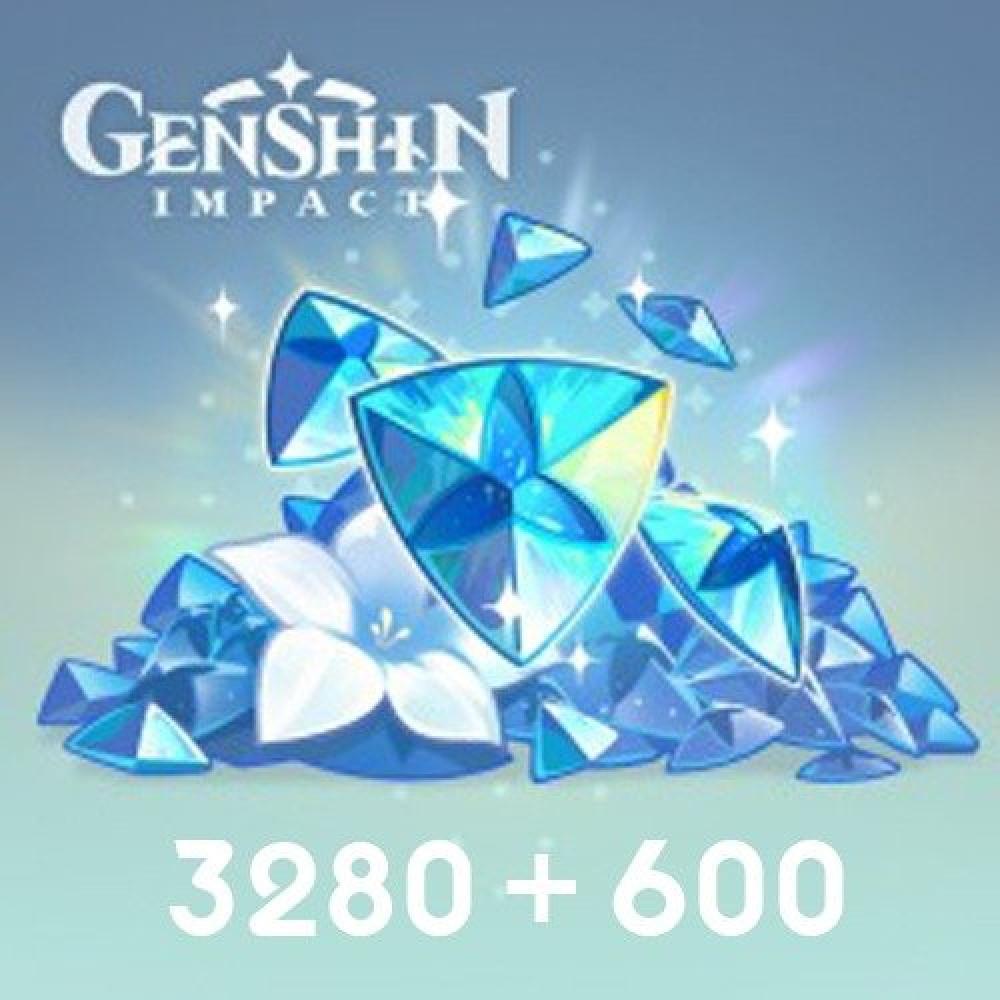 لعبة genshin impact