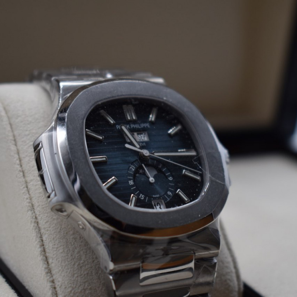 ساعة باتيك فيليب نوتلس اصلية 5726