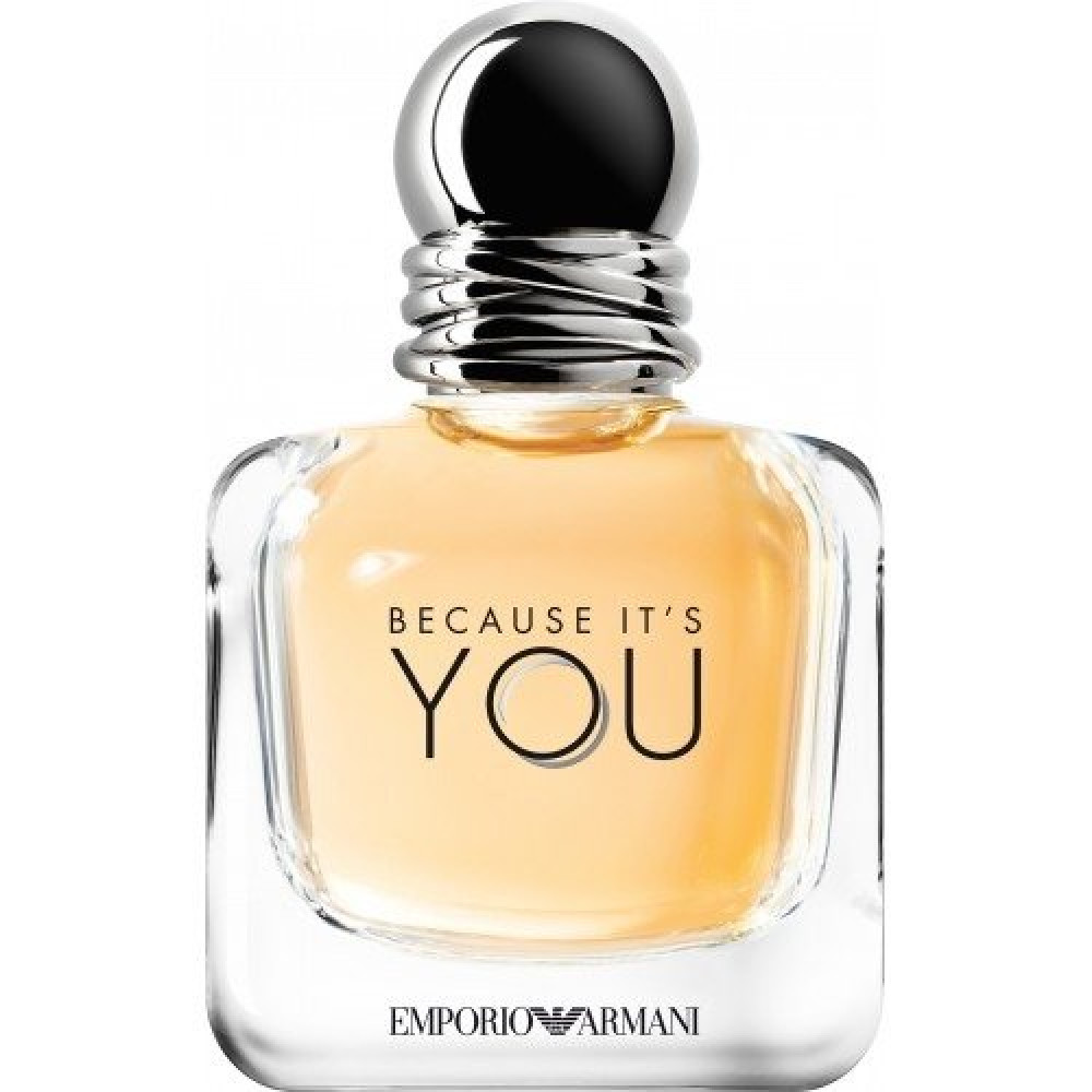 Emporio Armani Because Its You for Women Eau de Parfum خبير العطور