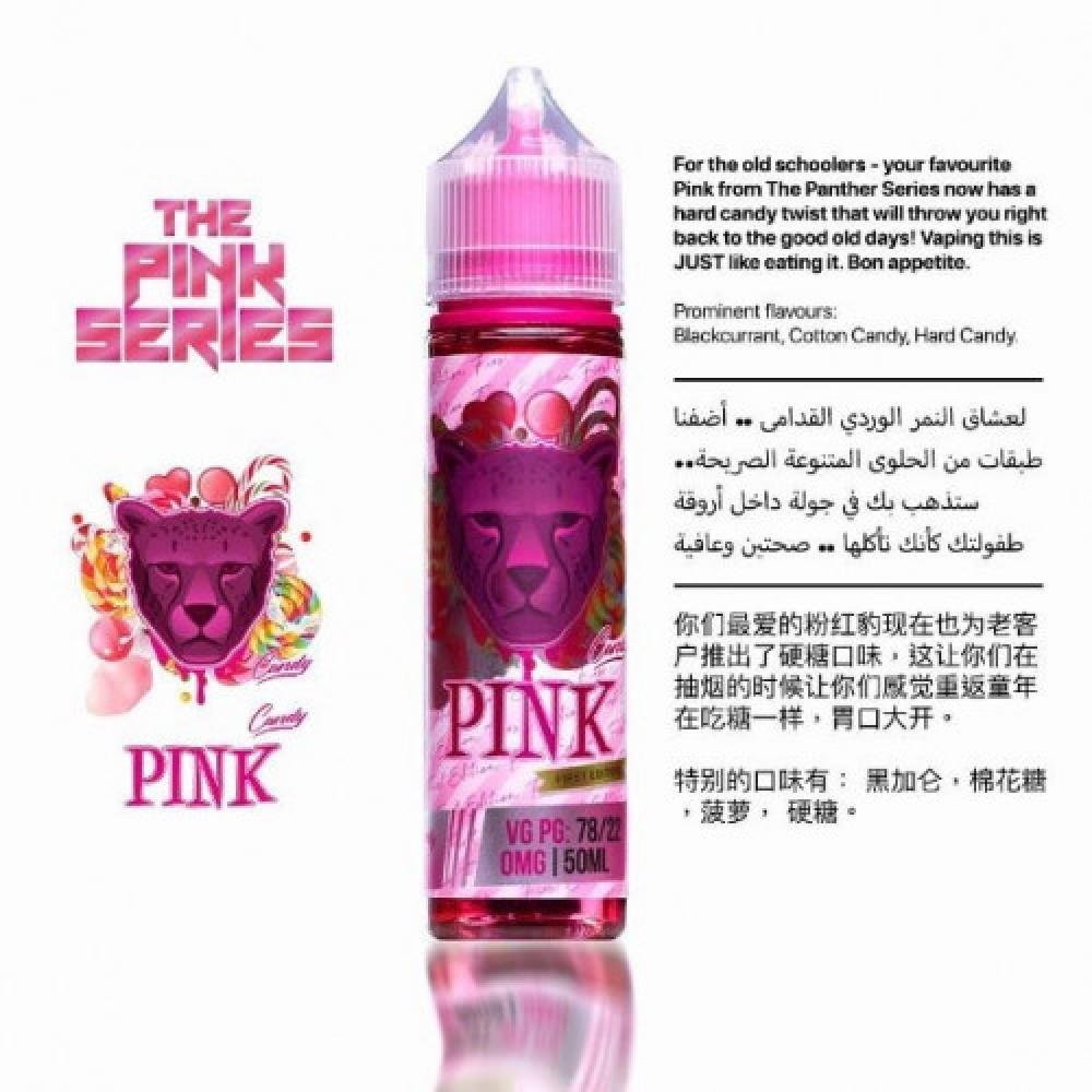 Pink Panther Candy - 60ML - فيب سعودي  شيشة سيجارة نكهات شيشة نكهات