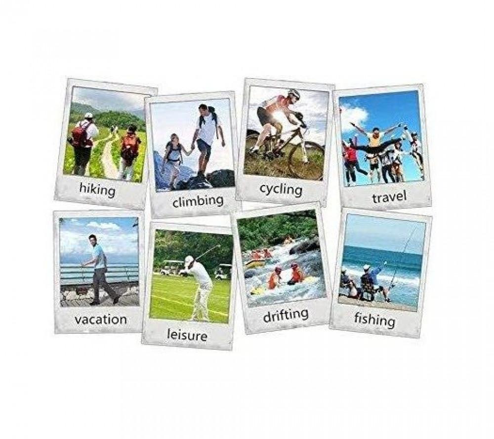 MULTIFUNCTION HIKING CYCLING TRAVEL