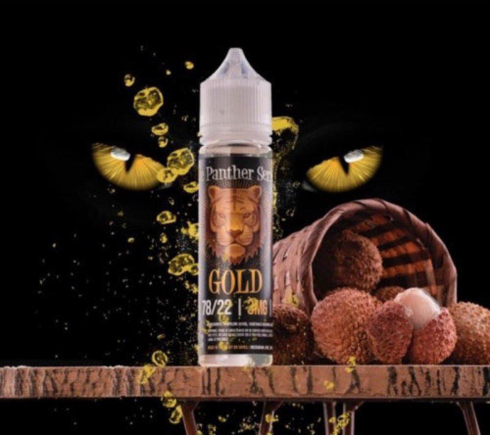 نكهة بينك بانثر جولد - PINK Exclusive Gold Panther - 60ML