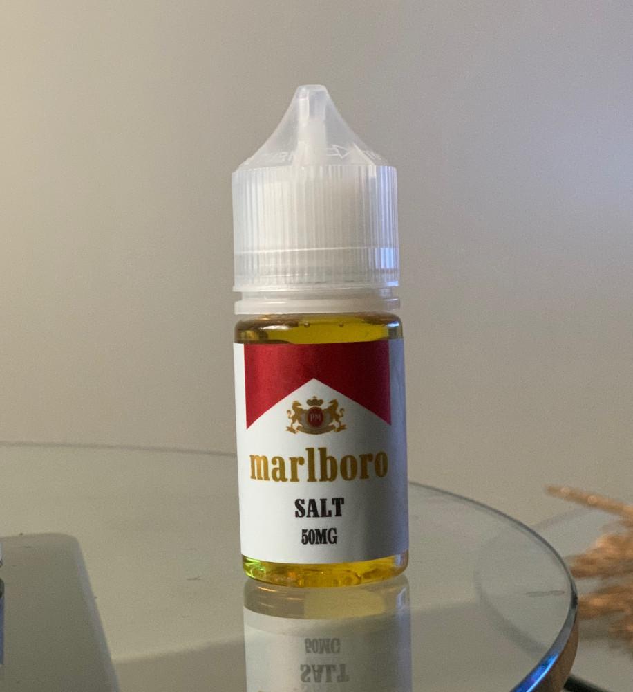 نكهة مالبورو سولت نيكوتين Marlboro Salt
