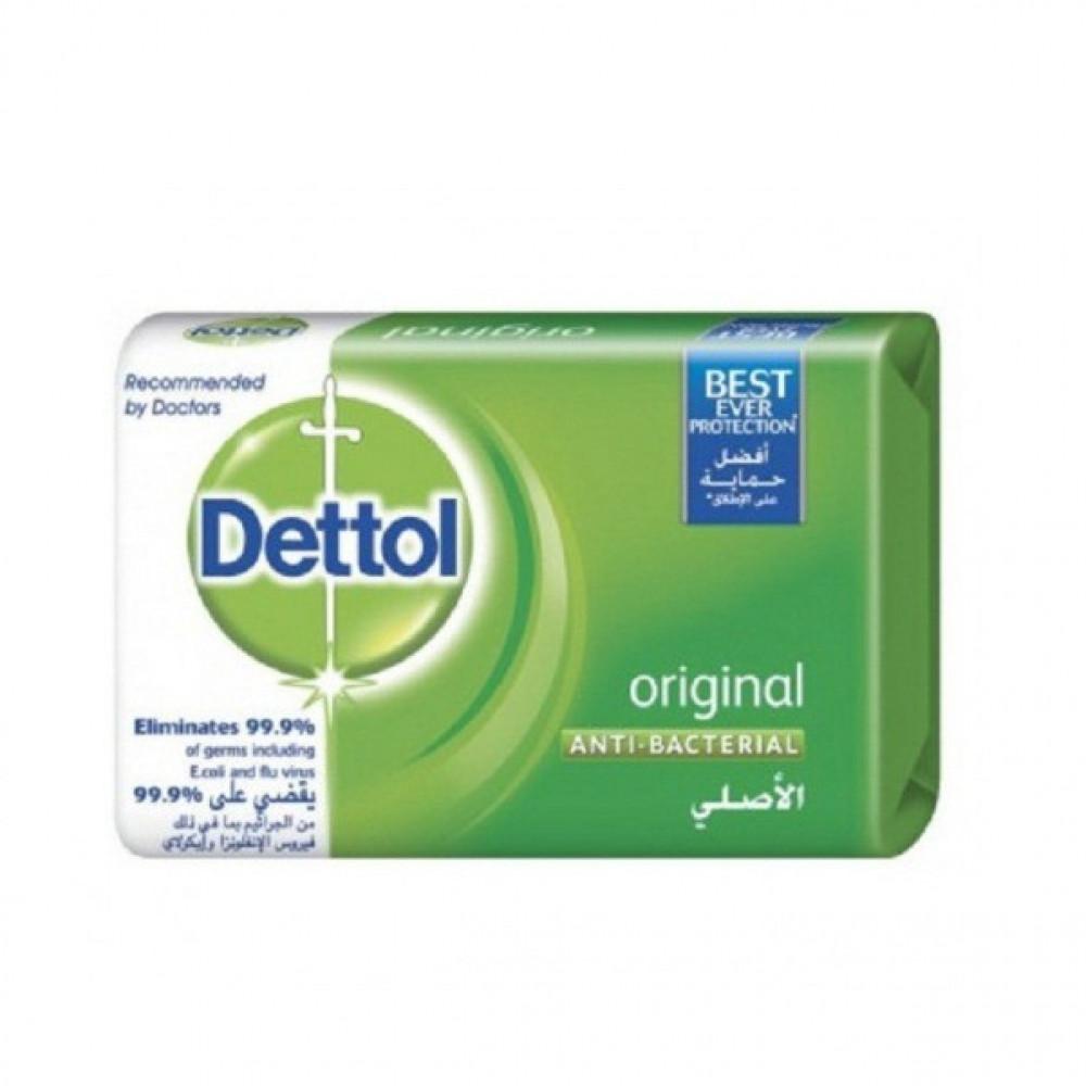صابون ديتول الاصلي 120 جم   Original Dettol Soap 120 g