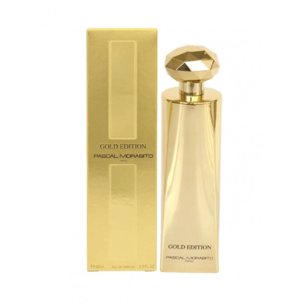 Pascal Morabito Gold Edition Eau de Parfum 100ml خبيرالعطور