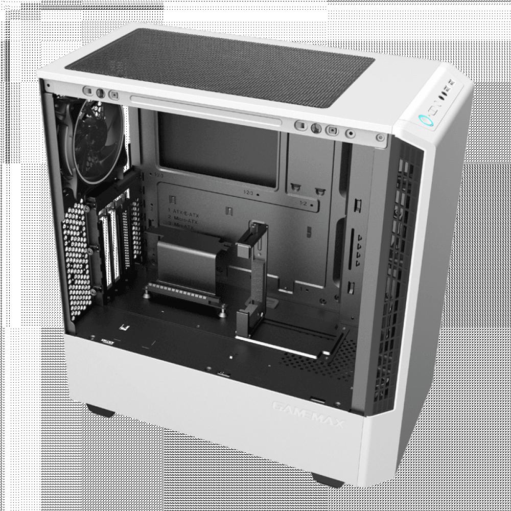 GameMax Panda T802 White