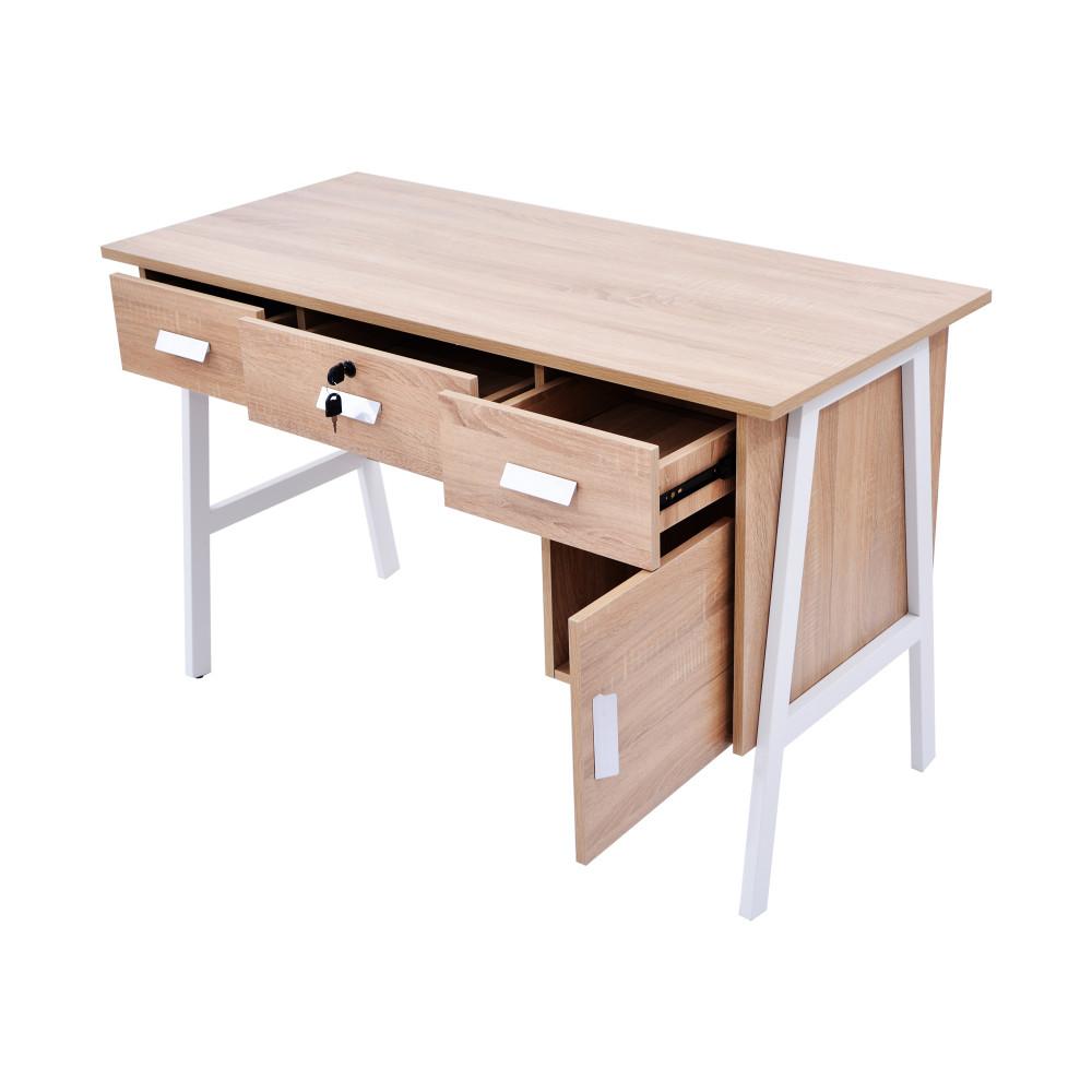 مكتب كاما 120 سم خشبي  9607-120-A