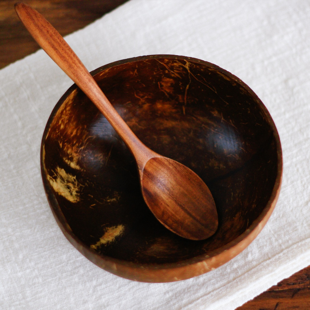 ملعقة طعام خشب ملاعق خشبية خشب الساج أفضل أنواع الخشب أدوات طعام متجر