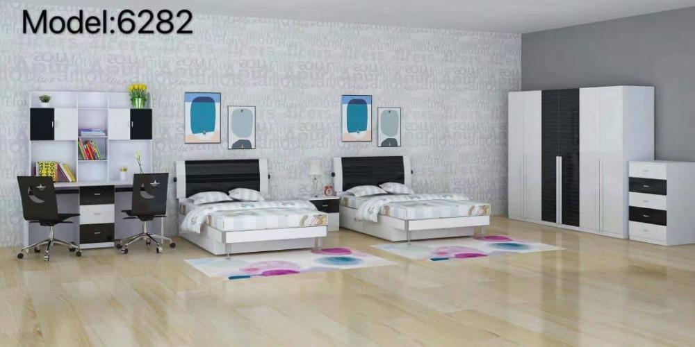 غرف نوم سريرين