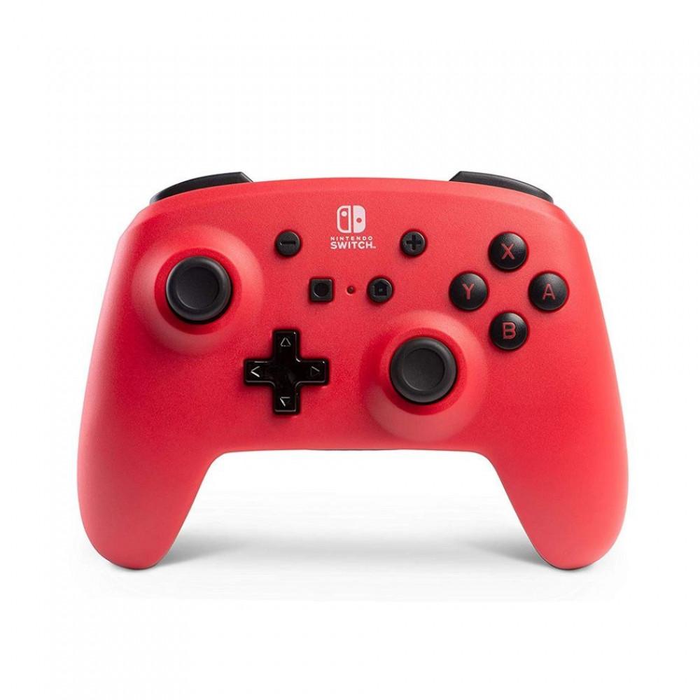 Nintendo Switch Enhanced Wireless Controller - Red
