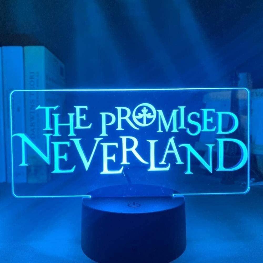 Promised Neverland نيفرلاند الموعودة انمي اضاءة light