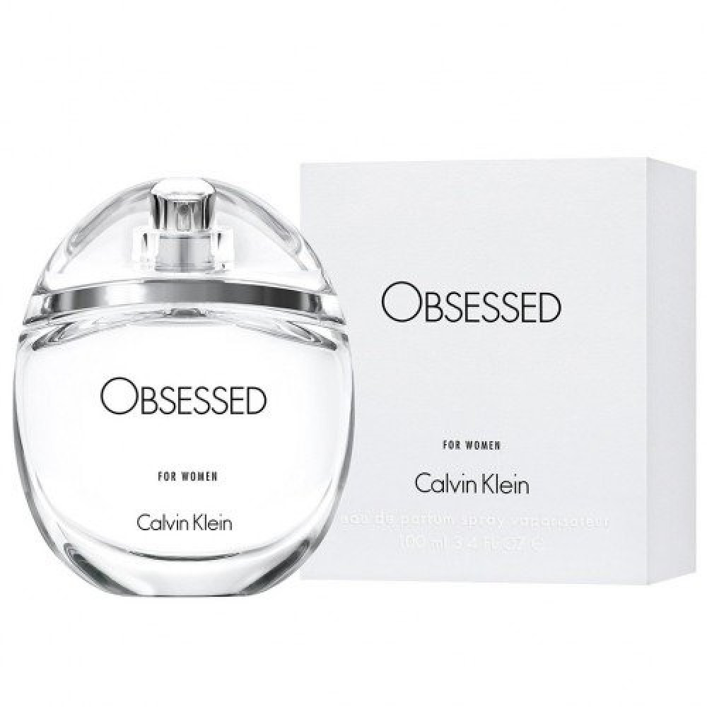 Calvin Klein Obsessed for Women Eau de Parfum 50ml خبير العطور