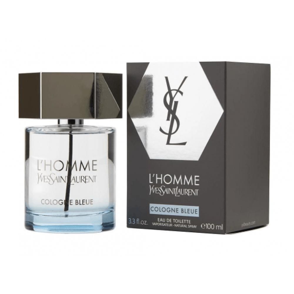 Yves Saint Laurent LHomme Cologne Bleue Eau de Toilette 60ml خبير الع
